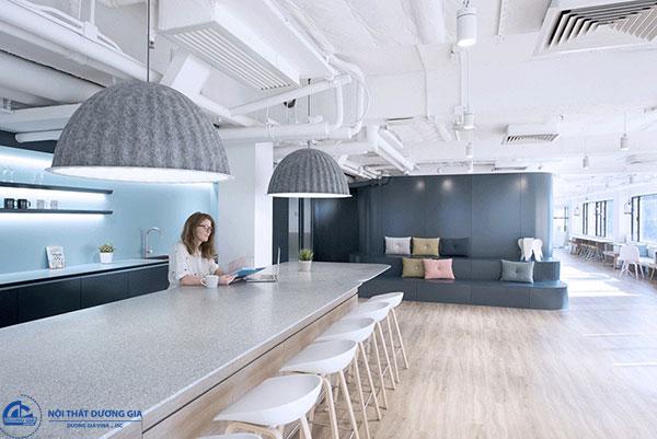 Mô hình văn phòng hiện đại gọn gàng, linh hoạt và đa năng