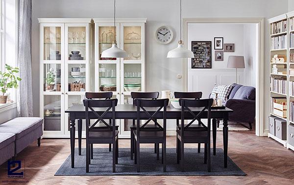 Mẫu thiết kế nội thất phòng ăn hiện đại 1