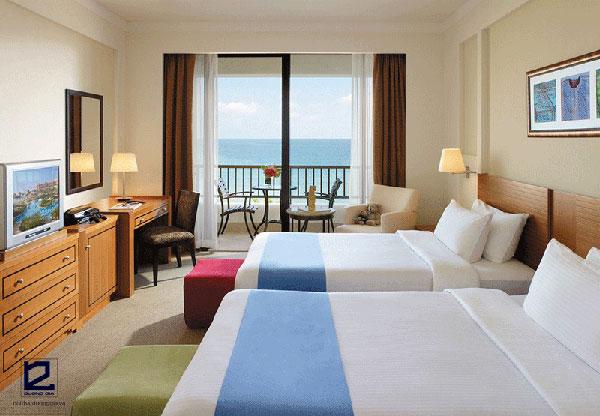 Nội thất phòng ngủ khách sạn đẹp - Mẫu 7