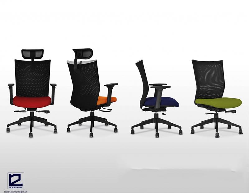 Nội thất văn phòng cao cấp nhập khẩu có đa dạng phong cách, kiểu dáng thiết kế