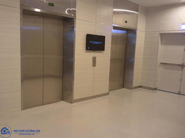 Ốp tường bằng tấm Compact HPL