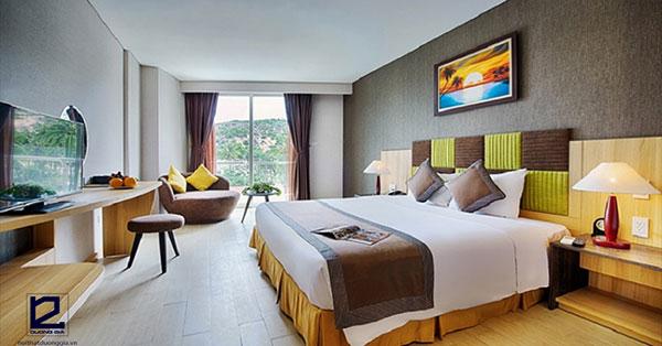 Phong cách thiết kế nội thất khách sạn cá nhân hóa