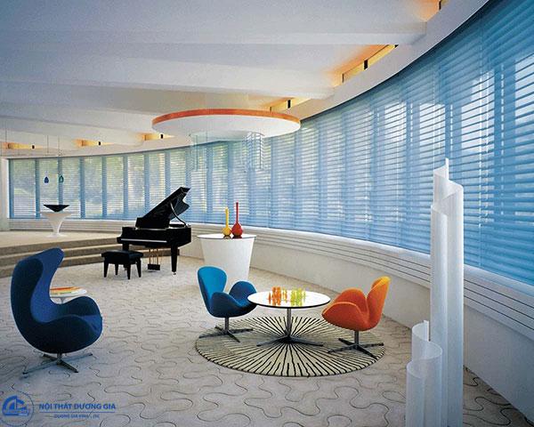 Văn phòng hiện đại bộc lộ rõ phong cách riêng của mỗi doanh nghiệp