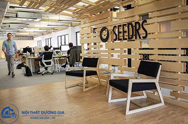 Các loại mô hình văn phòng làm việc hiện đại mẫu mới nhất 2019