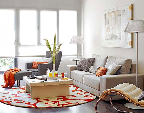 Thiết kế nội thất căn hộ chung cư 65m2 - Mẫu 2