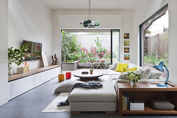 Thiết kế nội thất chung cư 60m2 - Mẫu 3