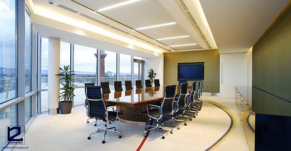 Thiết kế nội thất văn phòng cao cấp - tâm điểm kiến trúc năm 2018