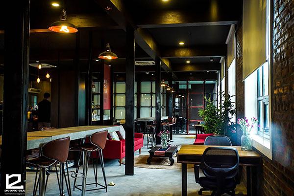 Toong là mô hình coworking space thu hút được nhiều khách hàng.