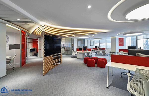 Vai trò của văn phòng trong cơ quan trước hết là nơi diễn ra mọi hoạt động của doanh nghiệp