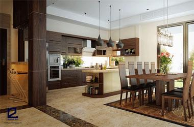 Vật liệu gỗ trong xây dựng, thiết kế và trang trí nội thất cao cấp