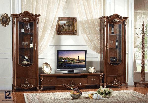 Vật liệu gỗ trong nội thất dễ tạo nhiều họa tiết, tạo sự đa dạng về phong cách