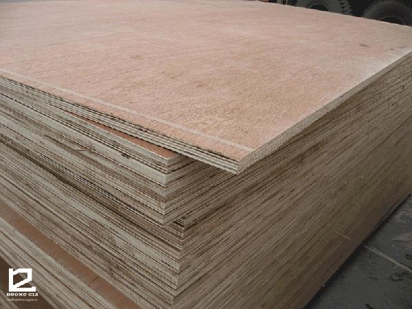 Vật liệu gỗ xây dựng HDF