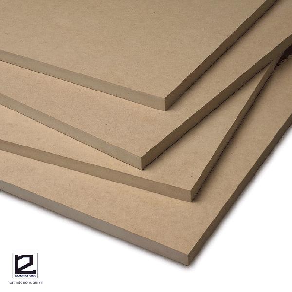 Vật liệu gỗ xây dựng MDF