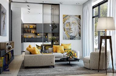 Xu hướng thiết kế nội thất hiện đại với bước đột phá đầu năm 2019
