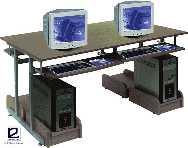 Bàn máy tính khung sắt BM101