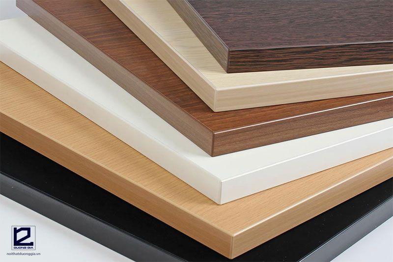 Các loại gỗ công nghiệp dùng trong nội thất