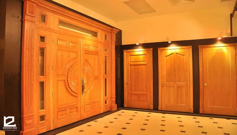 Các loại gỗ tự nhiên dùng trong nội thất - gỗ Dổi