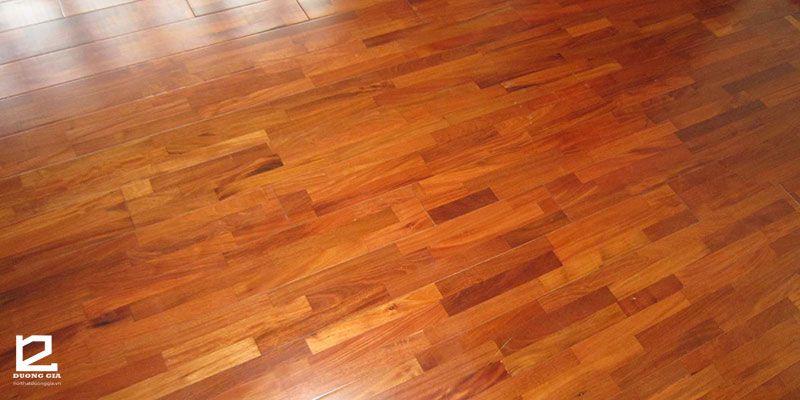 Các loại gỗ tự nhiên dùng trong nội thất - gỗ Giáng hương