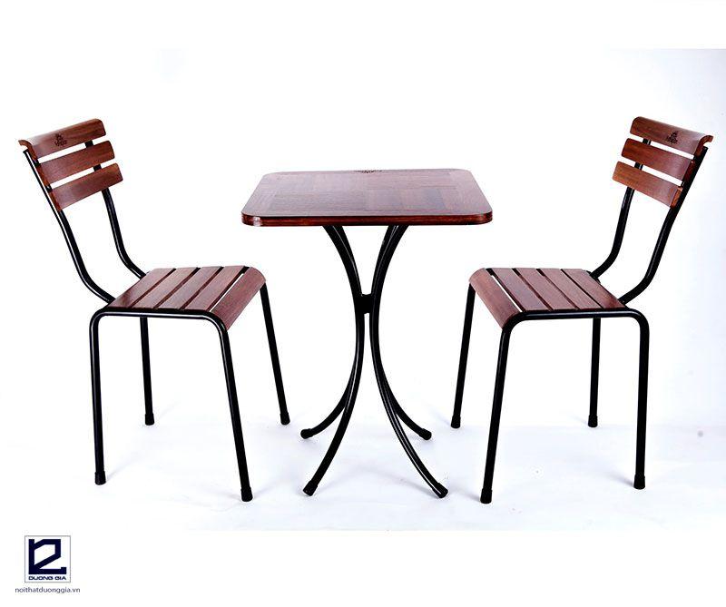 Mẫu bàn ghế nhà hànggiá rẻDG-NH003