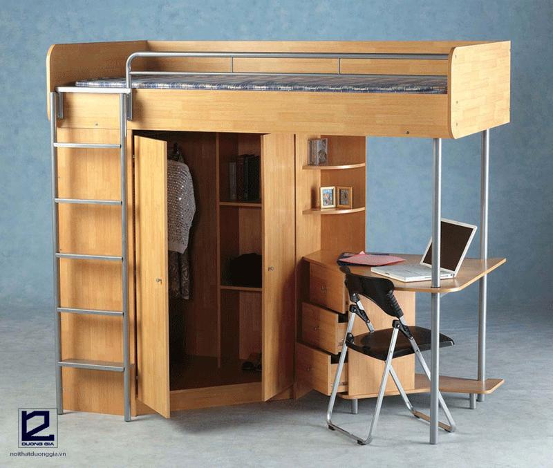 Mẫu giường tầng người lớn DG-G004
