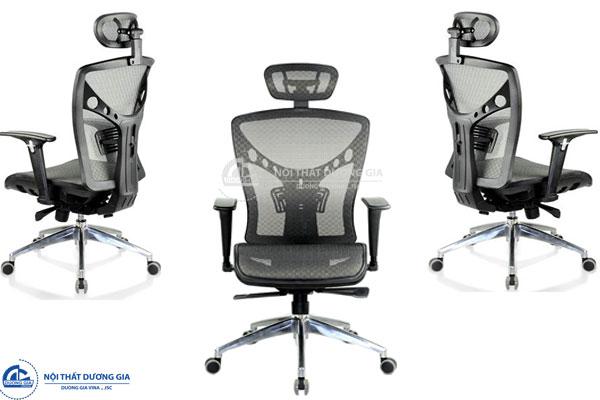 Bật mí các loại ghế ngồi làm việc văn phòng giá rẻ nhất 2018