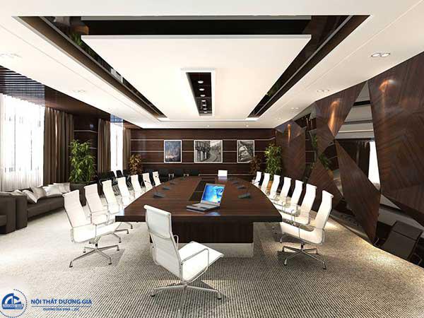 Mẫu thiết kế phòng họp đẹp PH-DG22