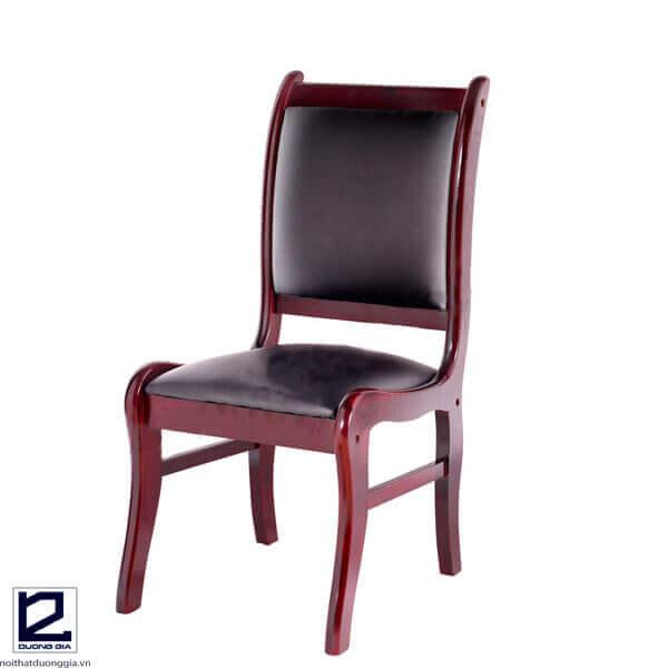 Mẫu ghế hội trường gỗ tự nhiên GHT05