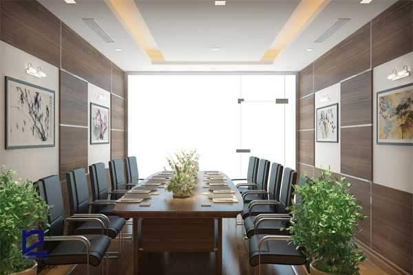 Mẫu thiết kế Nội thất Phòng họp PH-DG26 view 2