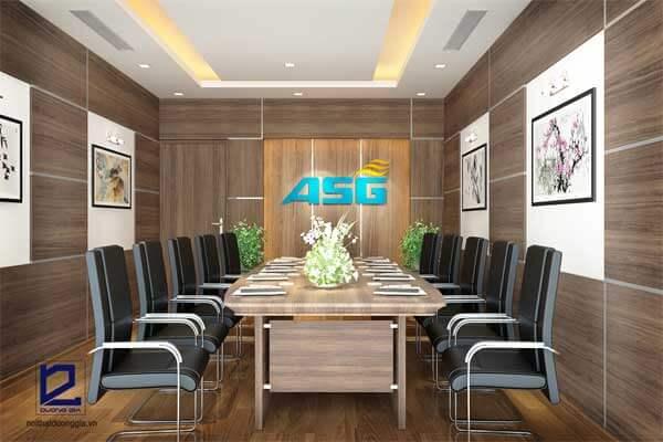 Mẫu thiết kế Nội thất Phòng họp PH-DG26 view 1