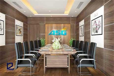 Mẫu thiết kế Nội thất Phòng họp PH-DG26