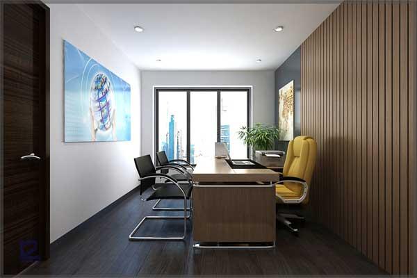 Mẫu thiết kế nội thất phòng Giám đốc GD-DG19 view 2