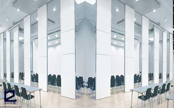 Công ty thiết kế thi công vách ngăn di động chuyên nghiệp tại Hà Nội