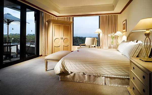 Cấu tạo giường khách sạn