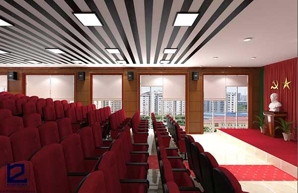 Mẫu thiết kế nội thất hội trường HT-DG21 View 4