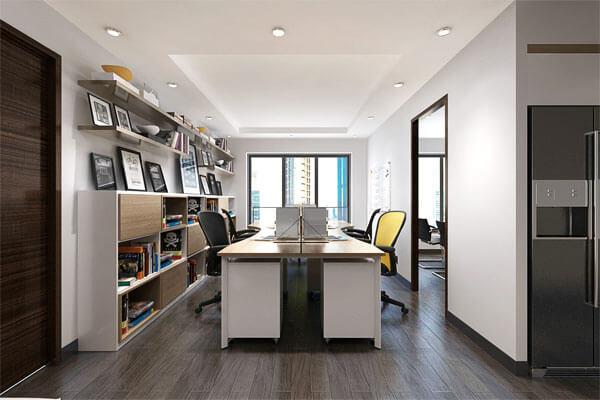 Mẫu thiết kế nội thất văn phòng VP-DG24