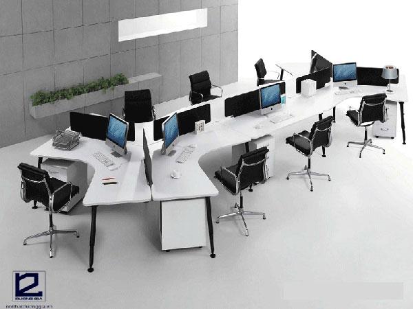 Cách chọn bàn làm việc văn phòng giá rẻ chất lượng