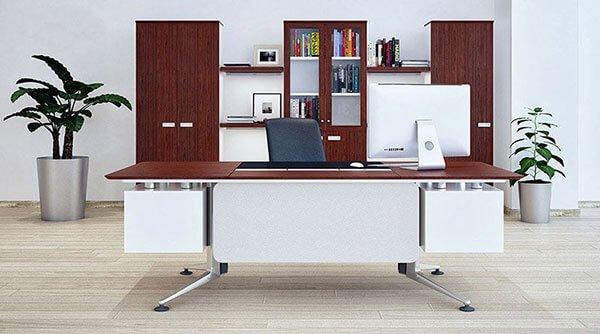 Công ty thiết kế thi công nội thất phòng giám đốc đẹp