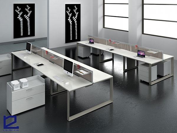 Lựa chọn những mẫu bàn văn phòng làm việc hiện đại sẽ tốt cho sức khỏe