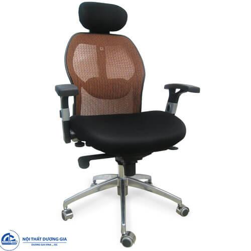 Mẫu ghế giám đốc GL302 Hòa Phát thiết kế mang đến sự hiện đại