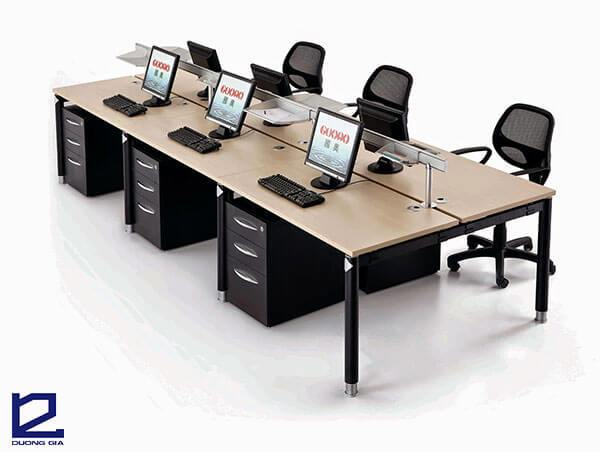 Nội thất Dương Gia chuyên cung cấp bàn làm việc đẹp giá rẻ