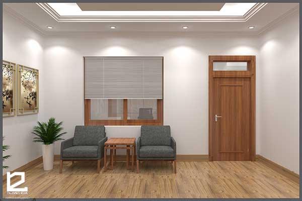 Mẫu thiết kế nội thất phòng giám đốc GD-DG21 view 2
