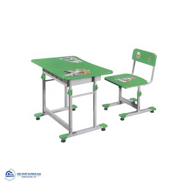 Bộ bàn học sinh lớp 1 đẹp BHS28-2
