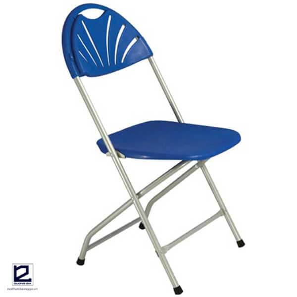 Mẫu ghế xếp văn phòng giá rẻ gg05