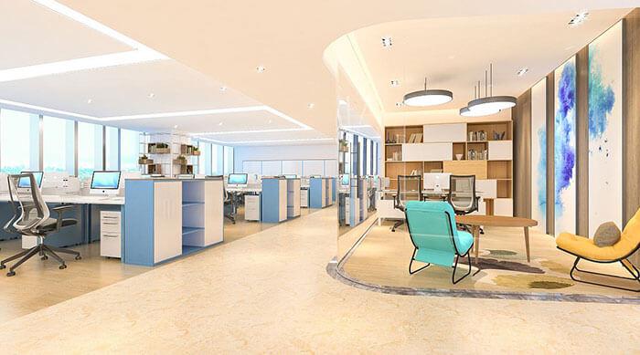 Cách thiết kế văn phòng 200m2 trở nên chuyên nghiệp, đẳng cấp