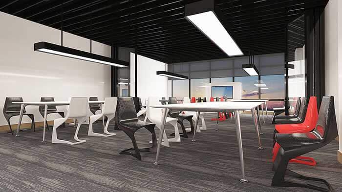 Cách thiết kế văn phòng 60m2 đẹpCách thiết kế văn phòng 60m2 đẹp