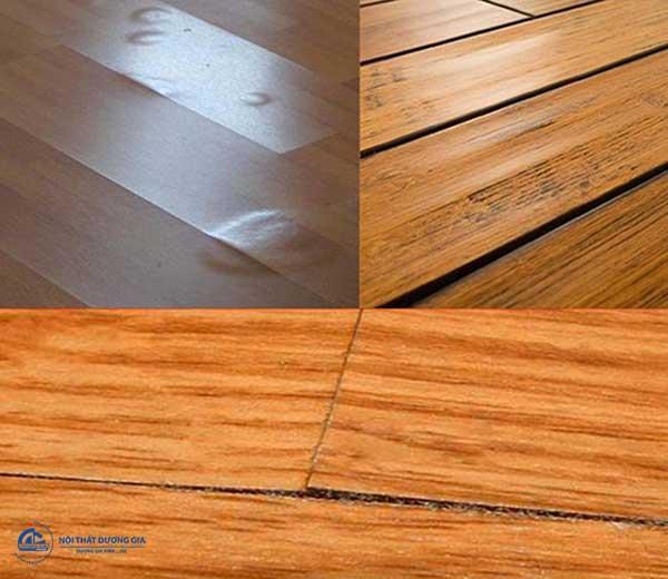 Nguyên nhân đồ nội thất bằng gỗ bị nứt