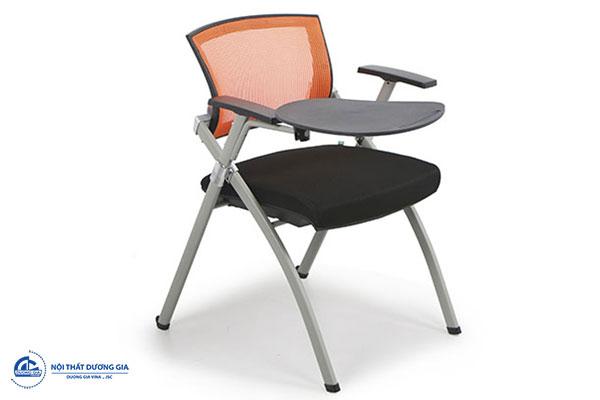 Ghế tựa văn phòng có bàn viết tiện nghi GTB01
