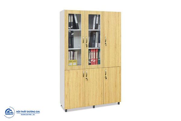 Tủ tài liệu Giám đốc TSG04K-3 thiết kế tiện dụng, giá rẻ