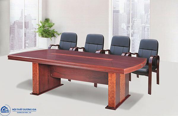 Mẫu bàn họp văn phòng giá rẻ, đẹp CT2010H6