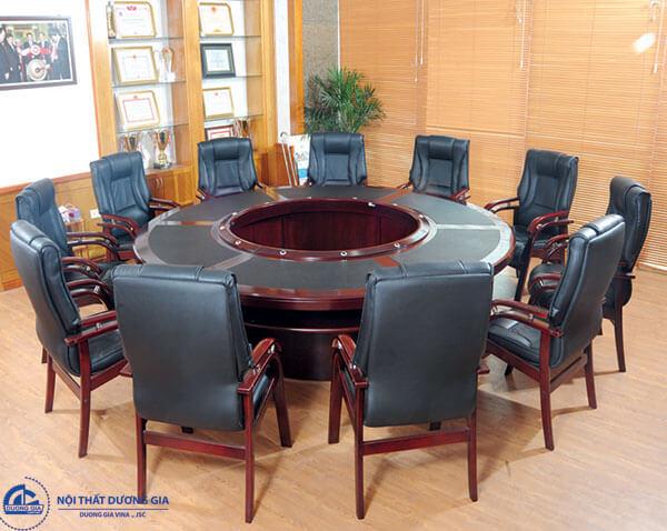 Mẫu bàn họp giá rẻ, đẹp CT2600